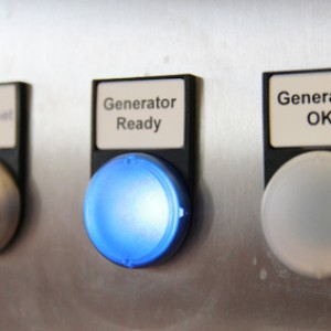 BIQ Business- und Innovationspark Quakenbrück Maschine Start Knopf