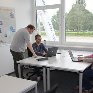 BIQ Business- und Innovationspark Quakenbrück Labor 2
